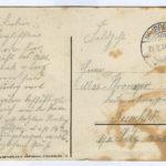 Feldpostkarten der Familie Stromeyer, item 4