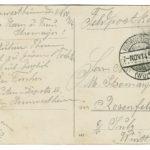 Feldpostkarten der Familie Stromeyer, item 10