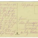 Feldpostkarten der Familie Stromeyer, item 14