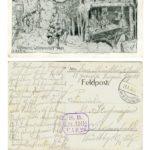 Feldpostkarten der Familie Stromeyer, item 19