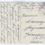 Feldpostkarten der Familie Stromeyer, item 45