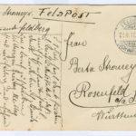 Feldpostkarten der Familie Stromeyer, item 47
