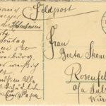 Feldpostkarten der Familie Stromeyer, item 57