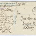 Feldpostkarten der Familie Stromeyer, item 63