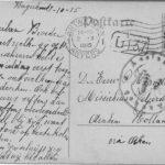 1 October 1915 - 01
