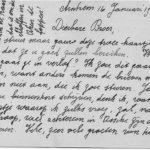 16 January 1916 - 01
