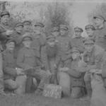 Brieven aan Borgerhoutse frontsoldaat Jos Van den Lemmer van zijn twee broers in Nederland
