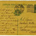 1916-03-14 cartolina postale verso