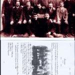 Foto's, kranten en gebedenboekje uit WOI