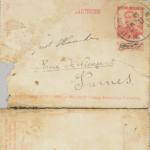 Briefwisseling van Omer Hancke