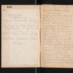 Oorlogsdagboek van Maria Persyn, item 3