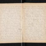 Oorlogsdagboek van Maria Persyn, item 10
