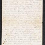 Oorlogsdagboek van Maria Persyn, item 72