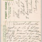 Correspondentie van Jean Meulemans en Martha Platel, item 12