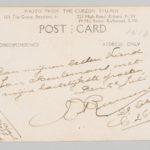 Correspondentie van Jean Meulemans en Martha Platel, item 19