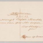 Correspondentie van Jean Meulemans en Martha Platel, item 25