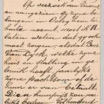Briefkaarten en brieven aan Hendrik Verlinden