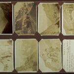 Fotografie del massiccio del Baitone visto dalla Val Paghera