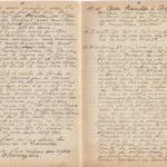 Dagboekfragment kerstbestand, deel 1.