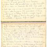 Diario di guerra di Biagio Peretti, item 6