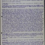 Dagboek Kapitein Jean Gilbert (in het Frans)