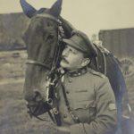 Fotoboek Kapitein Jean Gilbert  17de regiment