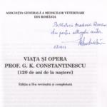 Povestea lui G.K.Constantinescu si a fratelui sau Fanel
