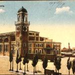 Carte poștală trimisă familiei de Matheas Künstler de la Trieste