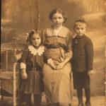 Familia Künstler în timpul Primului Război Mondial