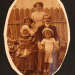 Familia Künstler înainte de război