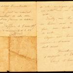 Documenten van Pierre Louis Winnelinckx, item 6