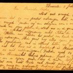 Documenten van Pierre Louis Winnelinckx, item 52