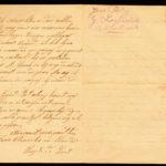 Documenten van Pierre Louis Winnelinckx, item 79