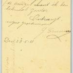 Collectie prentkaarten van Pierre Louis Winnelinckx, item 4