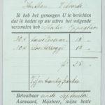Collectie prentkaarten van Pierre Louis Winnelinckx, item 6
