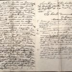 Petiţie adresată de invalizii de răboi din judeţul Botoşani generalului Alexandru Averescu