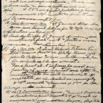Listă de corespondenţă postbelică a lui Const. Gh. Cucu