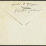 Pakketje brieven en postkaarten van 1915, item 26