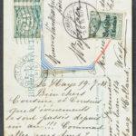 Pakketje brieven en postkaarten van 1915, item 40