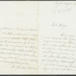 Pakketje brieven en postkaarten van 1915, item 42