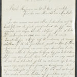 Pakketje brieven en postkaarten van 1915, item 59