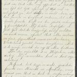 Pakketje brieven en postkaarten van 1915, item 60