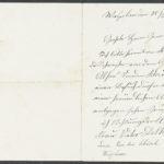 Pakketje brieven en postkaarten van 1915, item 81