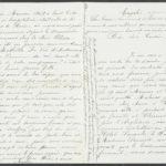Pakketje brieven en postkaarten van 1915, item 84