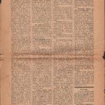 Ziarul Unirea, anul XXVIII, nr. de propagandă 15-16, 1 decembrie 1918, Blaj