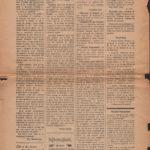 Ziarul Unirea, anul XXVIII, nr. de propagandă 18, 4 decembrie 1918, Blaj