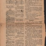 Ziarul Unirea, anul XXVIII, nr. de propagandă 10, 24 noiembrie 1918, Blaj