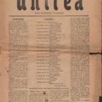 Ziar Unirea, anul XXVIII, nr. de propagandă 25, 13 decembrie 1918, Blaj