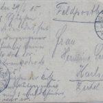 Feldpostkarten Oskar Schneider und Familie, item 4