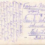 Feldpostkarten Oskar Schneider und Familie, item 6